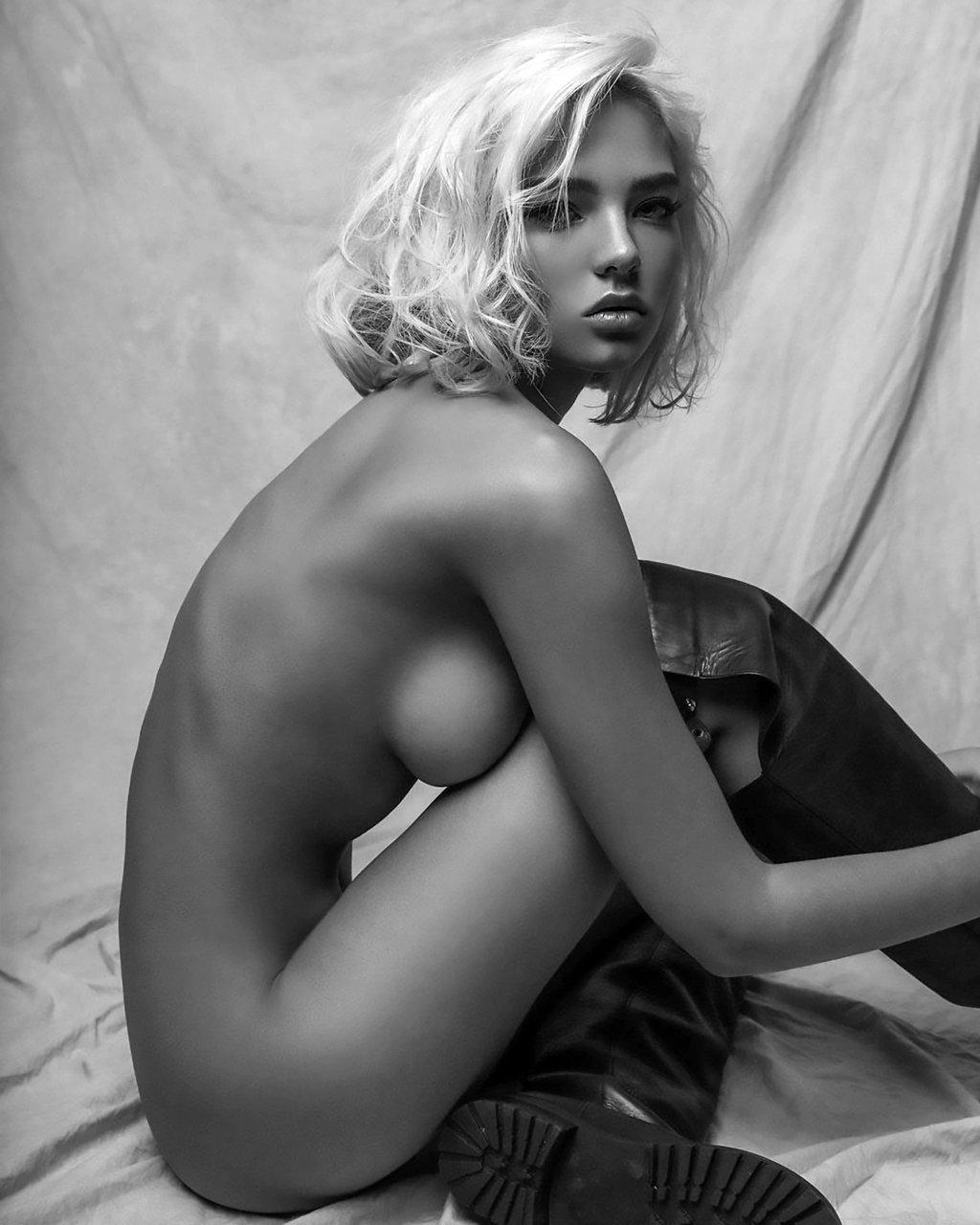 Russian model tv presenter alesya kafelnikova nude leaked fappening