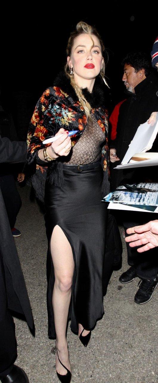 Amber Heard See Through (31 Photos)