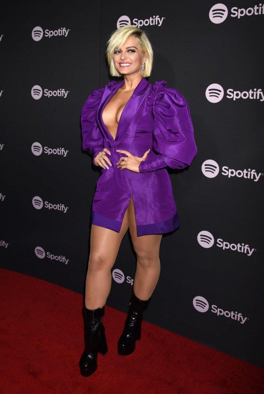 Bebe Rexha Sexy (29 Photos + Video)