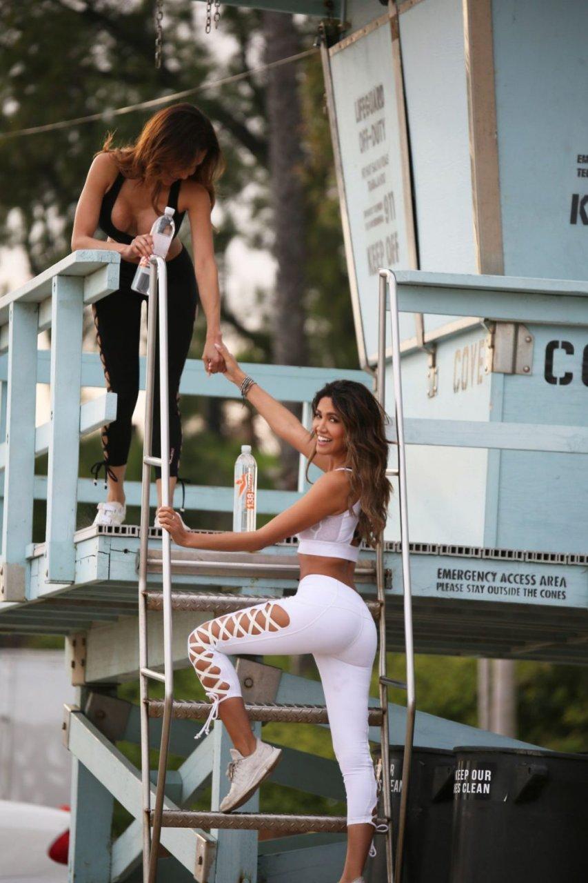 CJ Franco & Raven Lexy Sexy (45 Photos)
