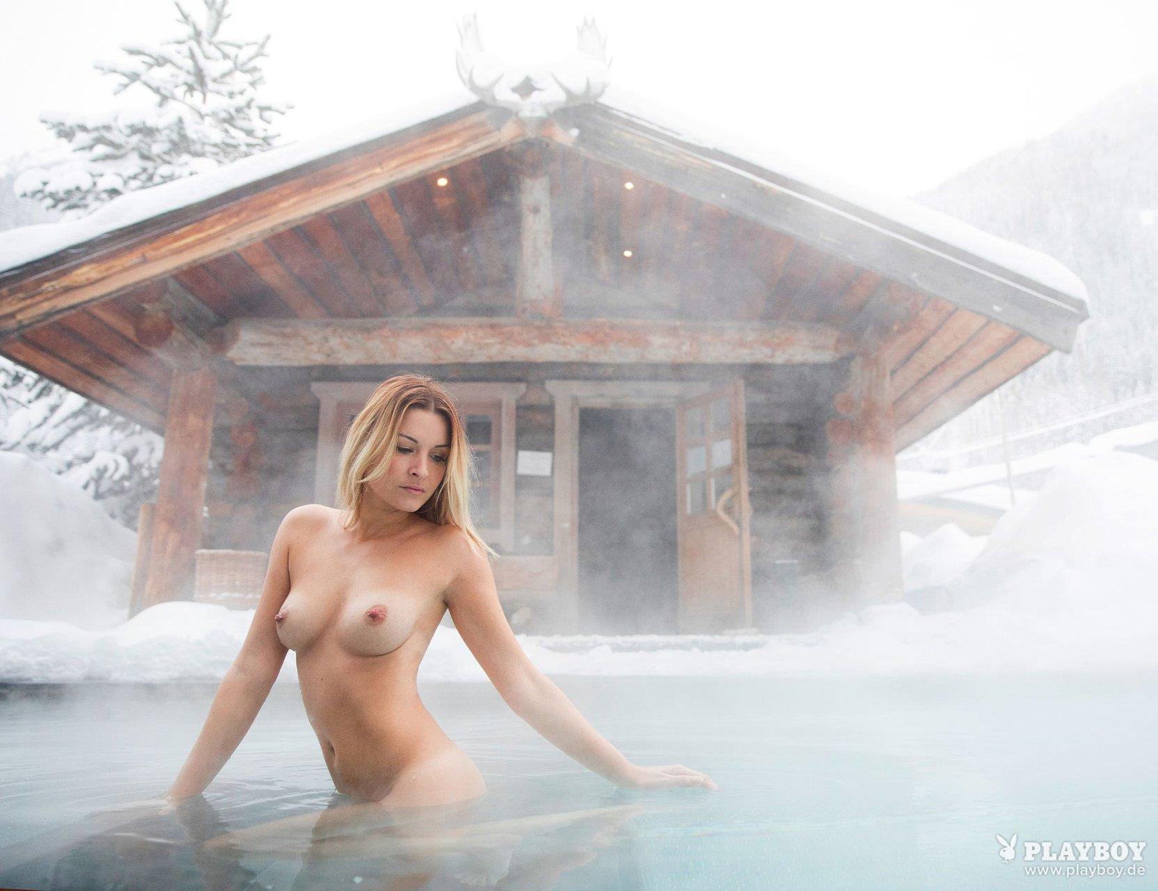 Christin Tusk Playboy
