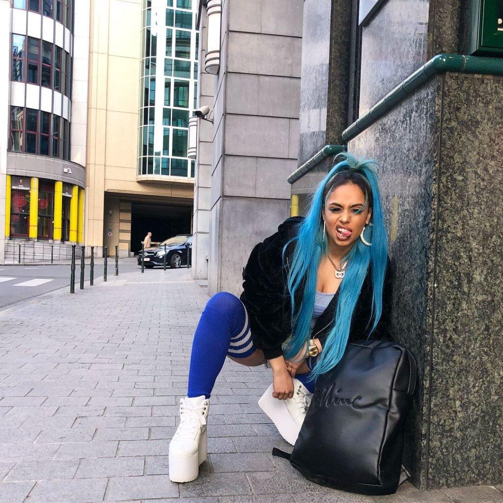 DJ Blue Diamond Nude & Sexy (75 Photos)