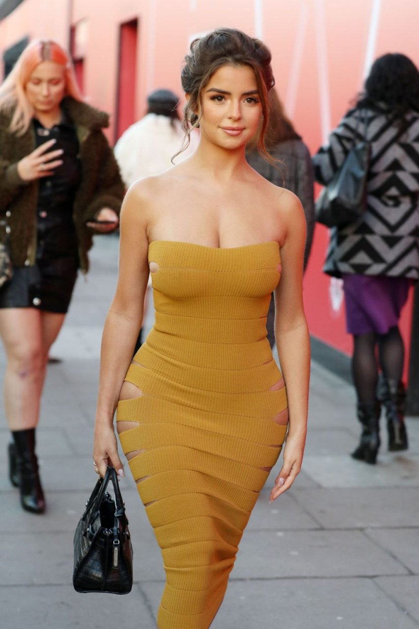 Demi Rose Sexy (8 Hot Photos)