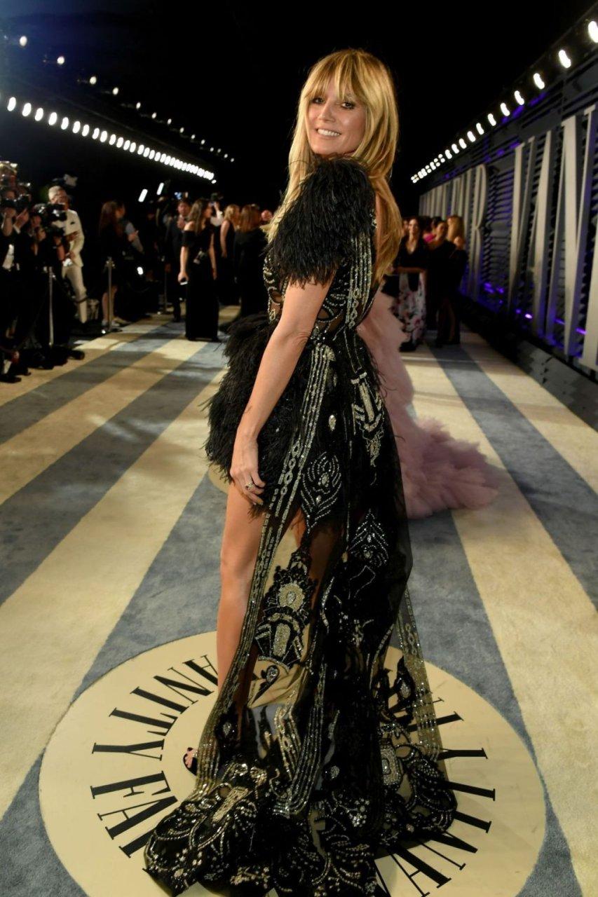 Heidi Klum See Through (48 Photos)