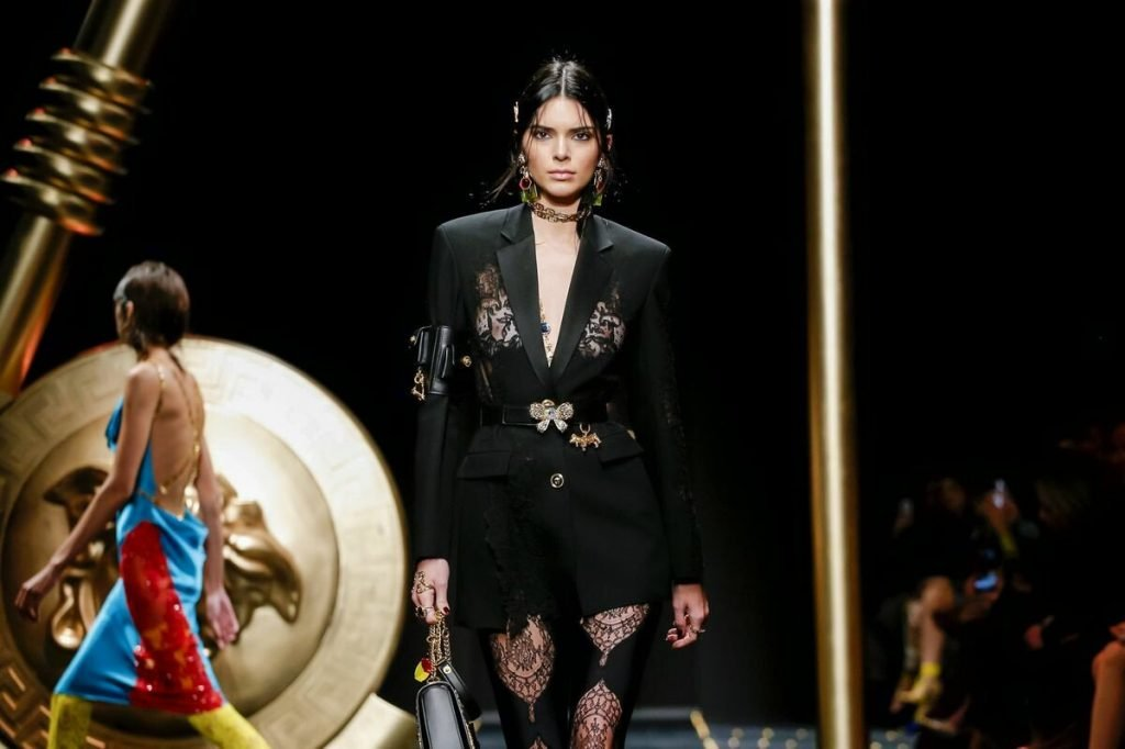 Kendall Jenner See Through (13 Photos + GIF & Video)