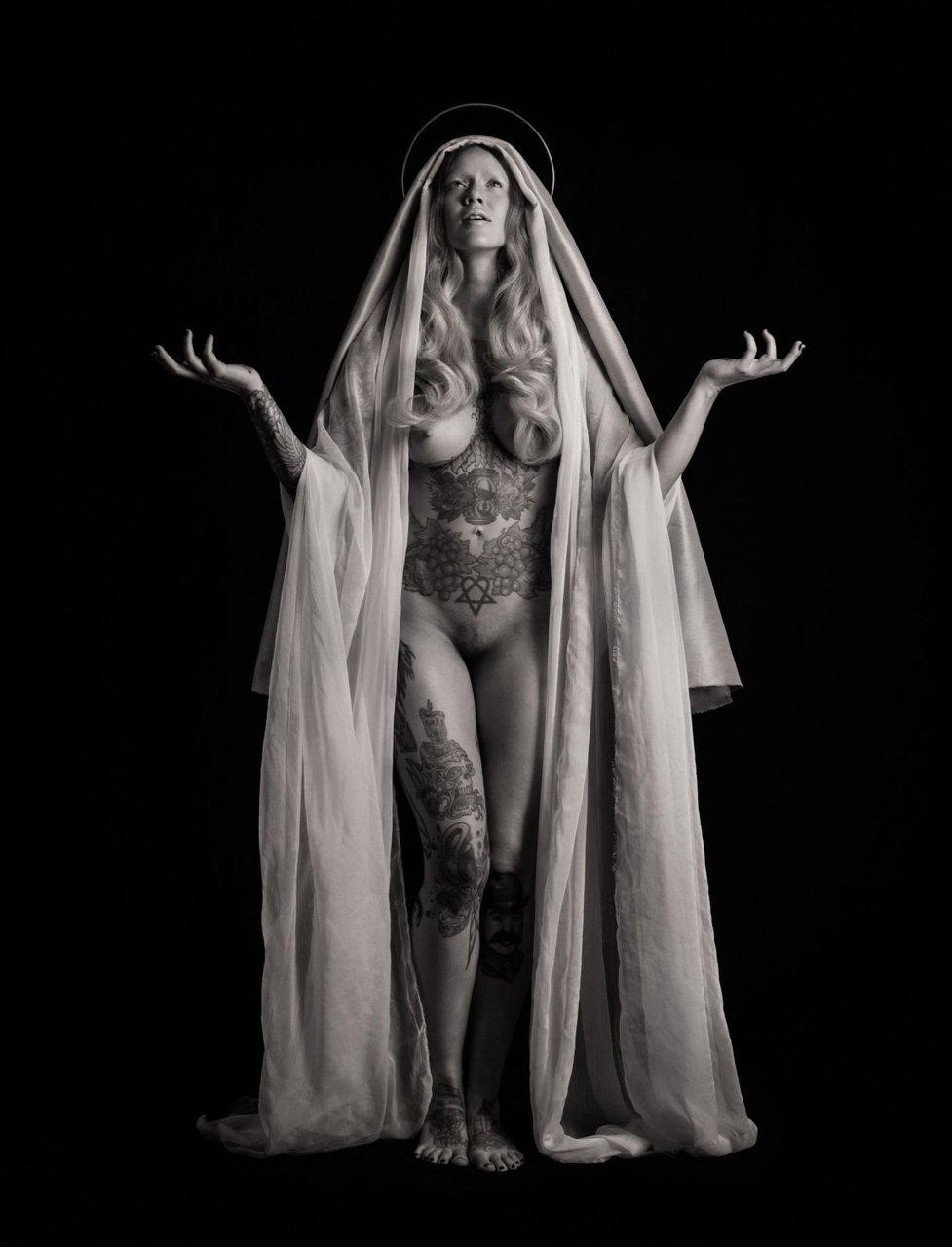 nude virgin mary pics