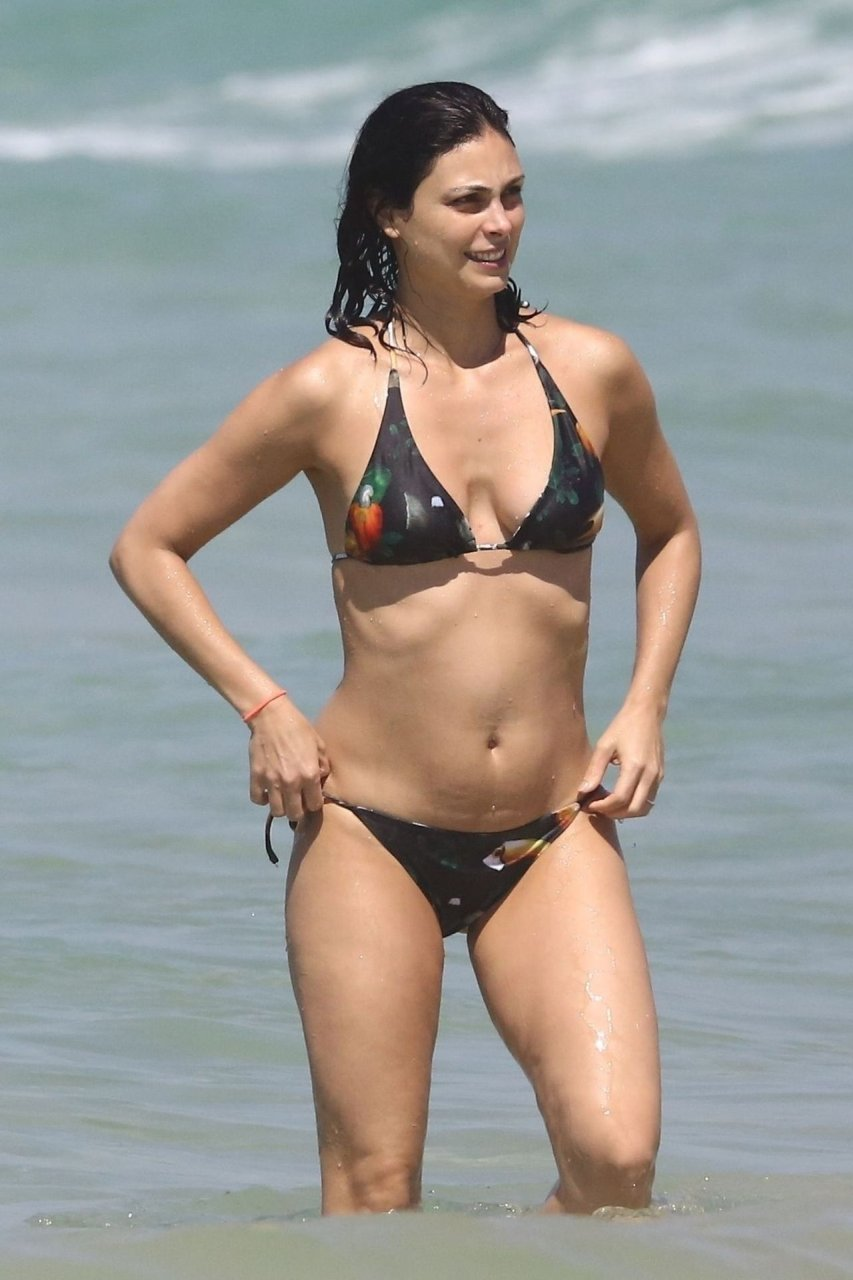 Removed morena baccarin ever been nude does not