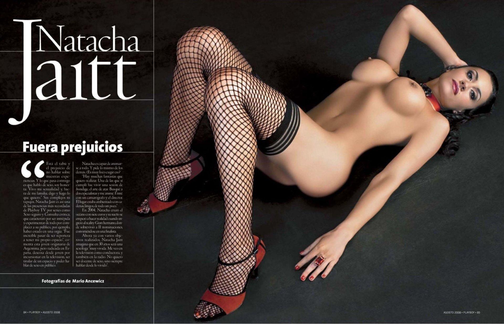 Nackt Natacha Jaitt  51 Hot