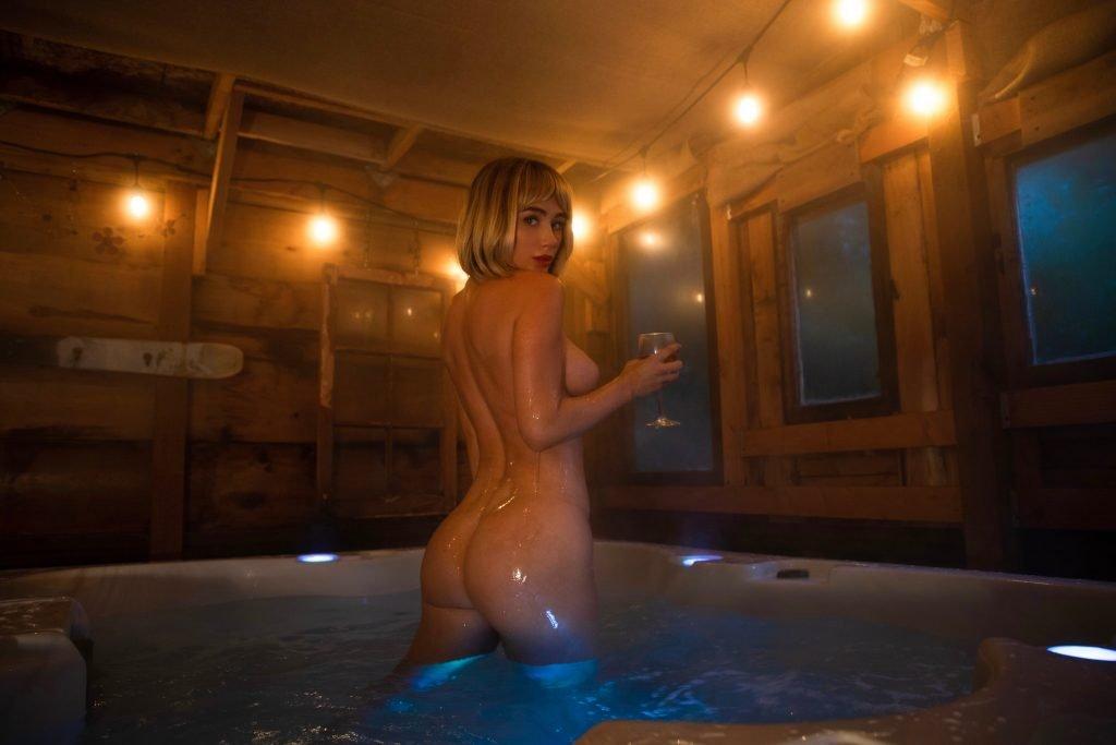 Sara Underwood Naked (8 New Photos)