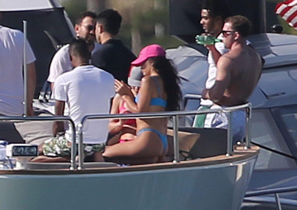 Shanina Shaik, Jasmine Tookes Sexy (67 Photos)