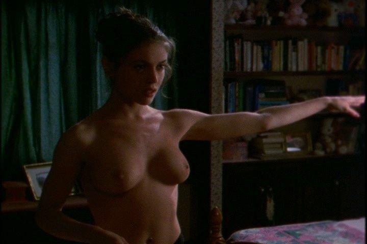 Alyssa Milano Nude – The Outer Limits (8 Pics + GIF & Video)
