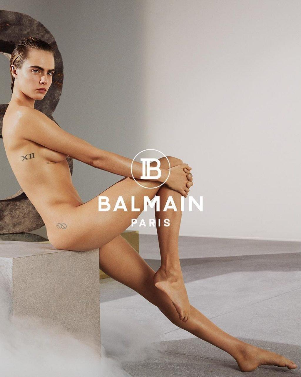 Cara Delevingne Nude & Sexy (14 Photos + Videos)