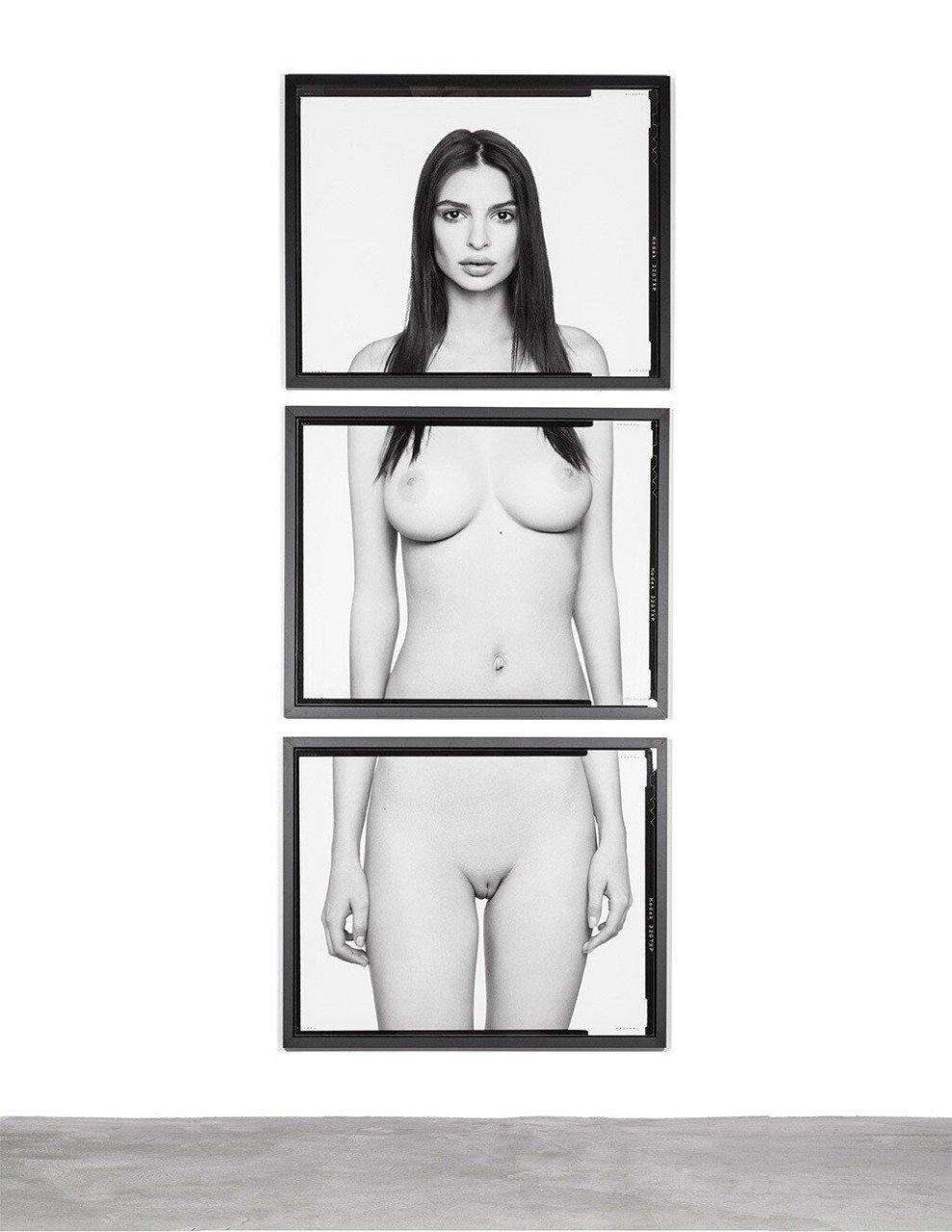 Emily Ratajkowski Naked (9 Photos)