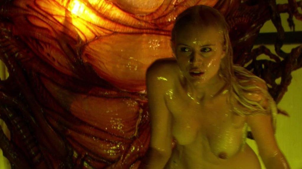 Helena Mattsson Nude