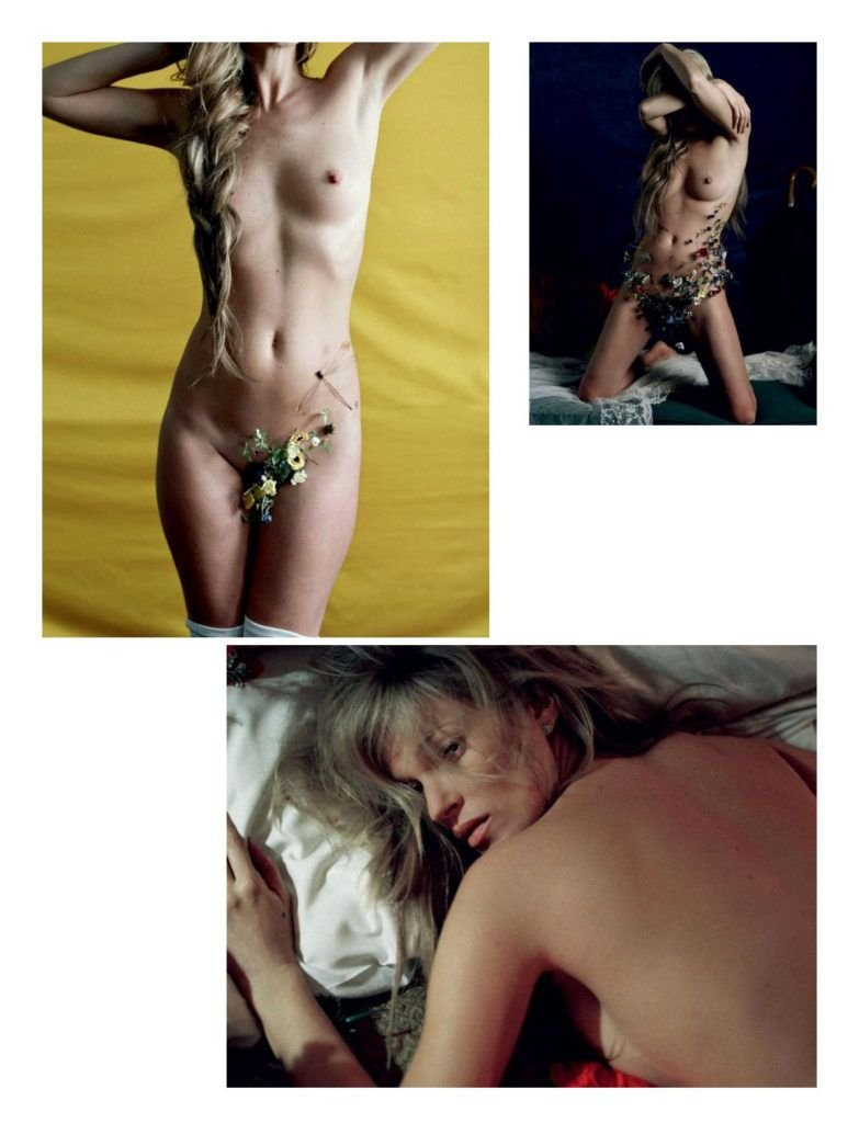 nude pic moss Kate
