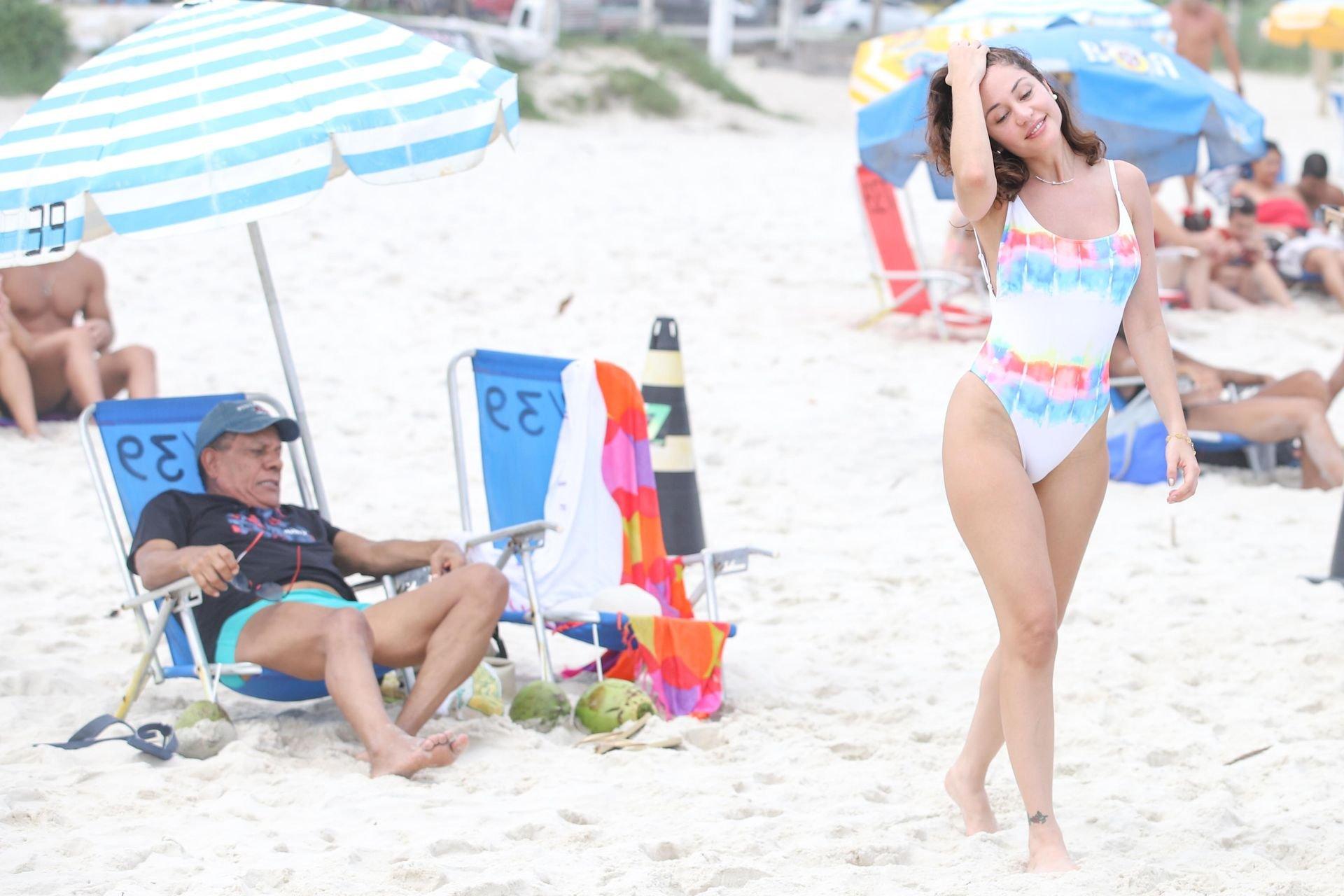 Maria nackt Melilo Playboy Brésil