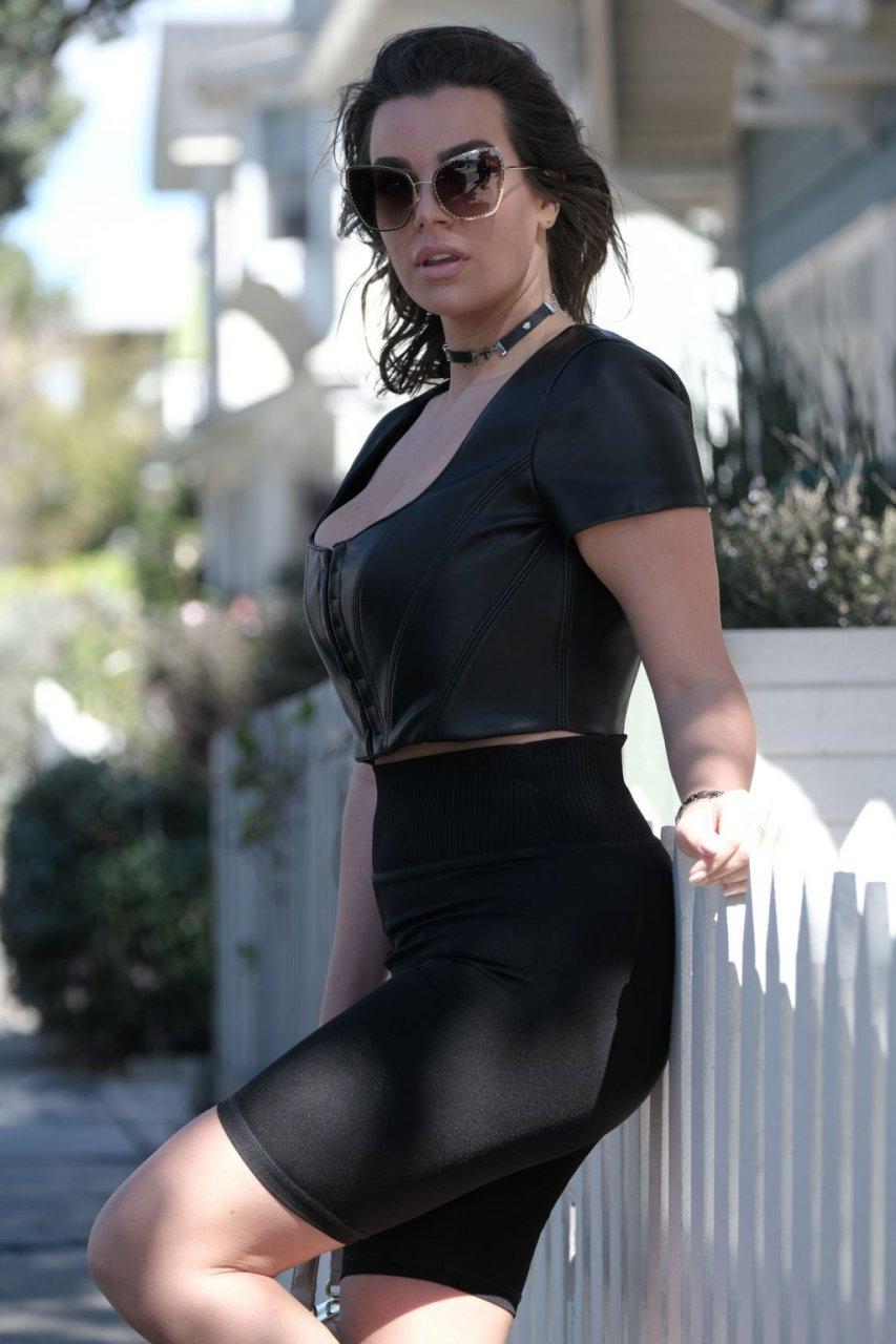 Nadine Mirada Sexy (24 Photos)   #TheFappening