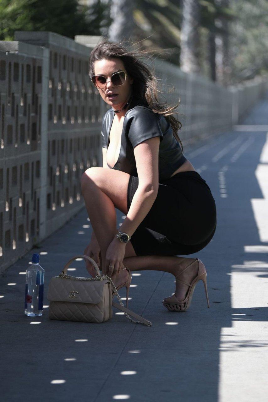Nadine Mirada Sexy (24 Photos) | #TheFappening