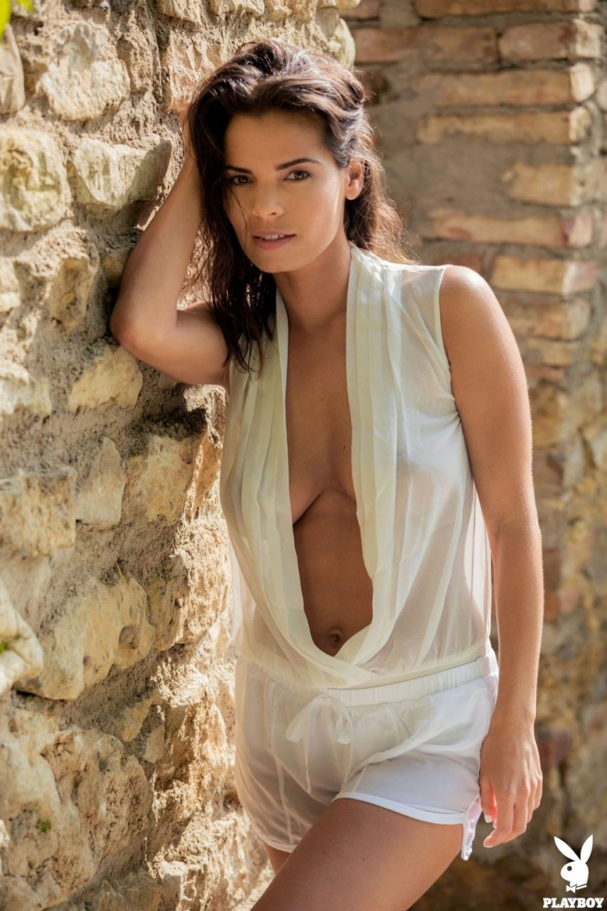 Nackt  Kate Costello Catherine Bell