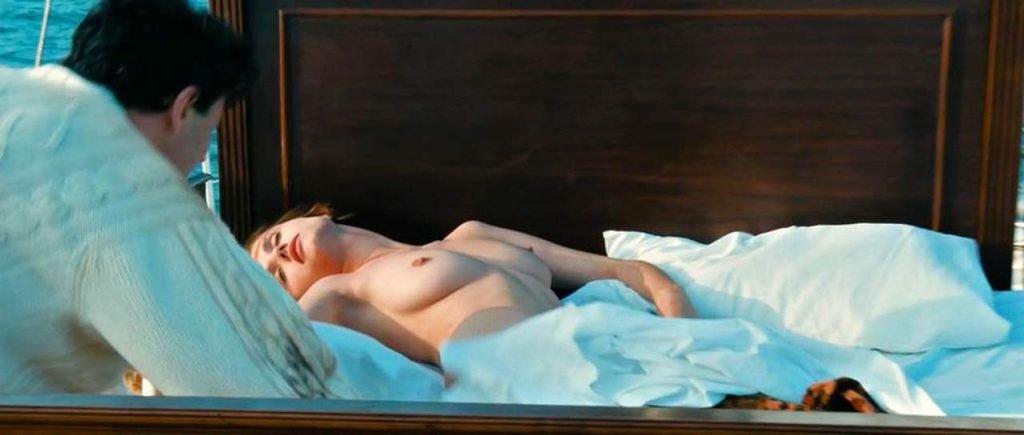 Alessandra Martines Nude