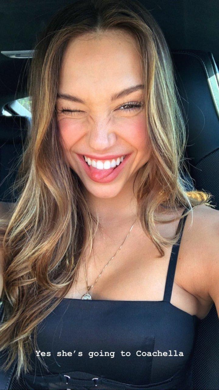 Alexis Ren See Through & Sexy (11 Photos + Video)