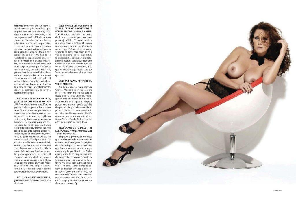 Alicia Machado Nude (24 Photos)