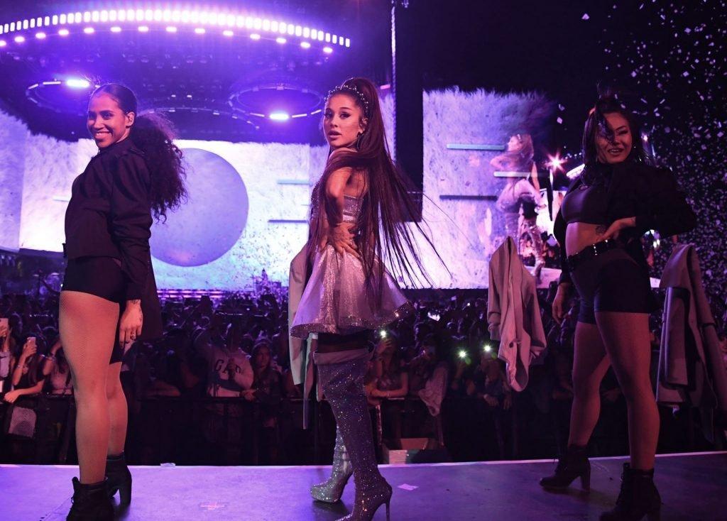 Ariana Grande Sexy (79 Photos + Video)