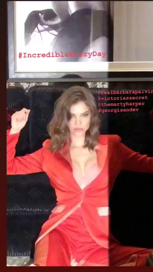 Barbara Palvin Sexy (25 Photos + Videos)