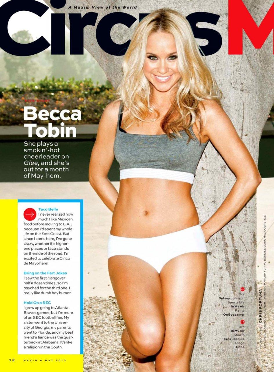 Becca Tobin Sexy (7 Photos)