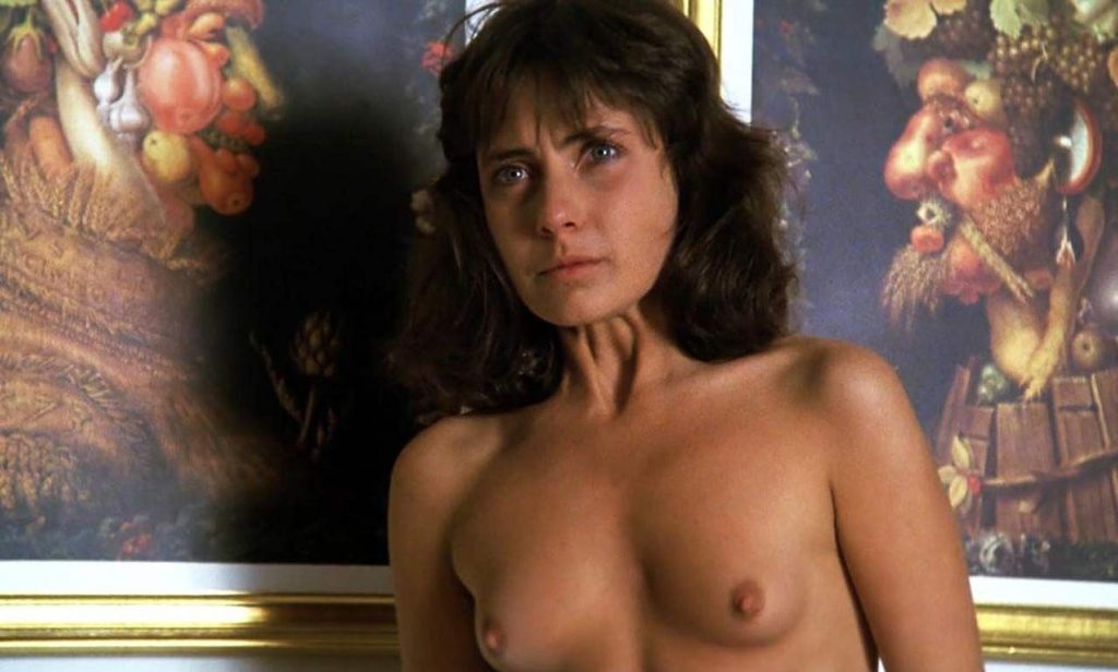 Berta Cabré Nude