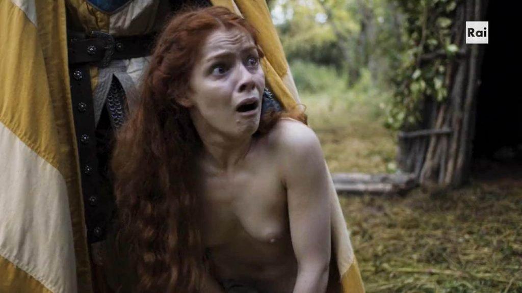 Camilla Diana Nude