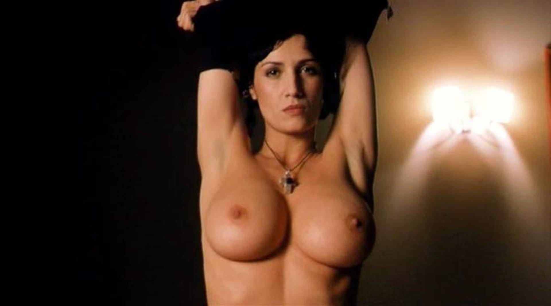 Elia Galera Topless