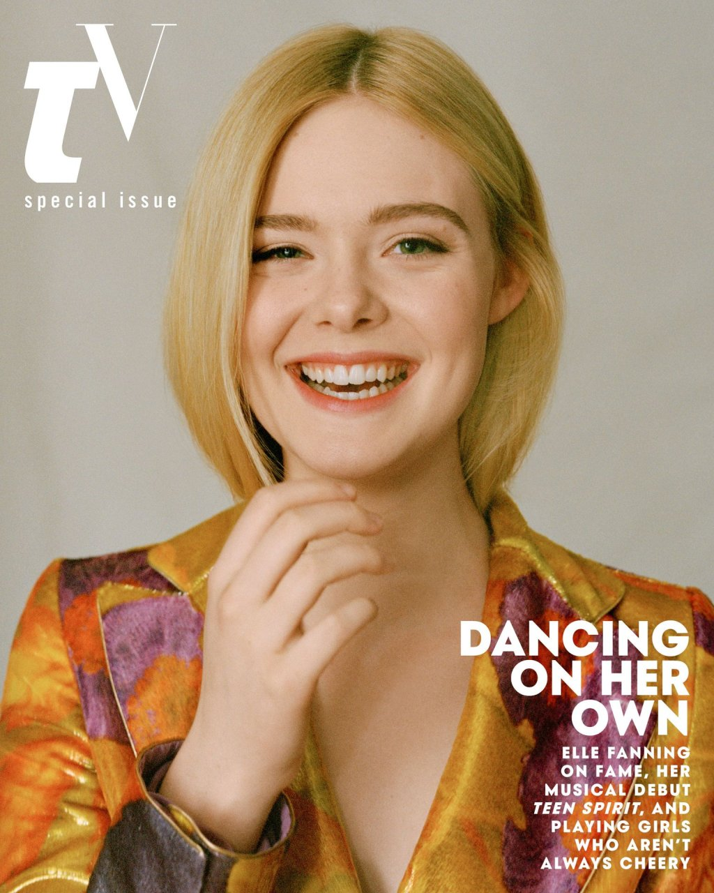 Elle Fanning Nude Photos and Videos | #TheFappening