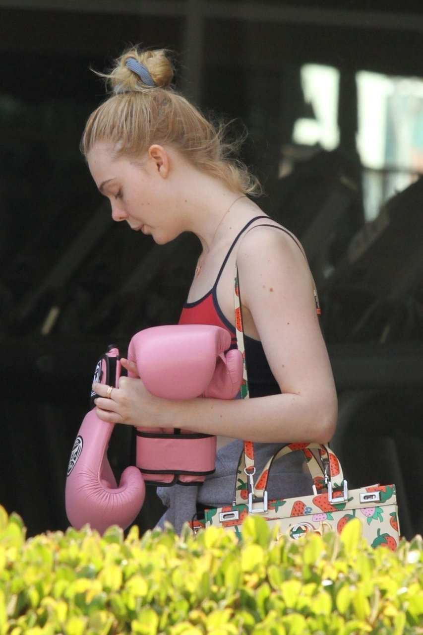 Elle Fanning Sexy (15 New Photos)