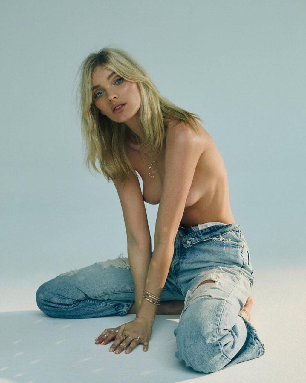 Elsa Hosk Nude & Sexy (16 Photos)