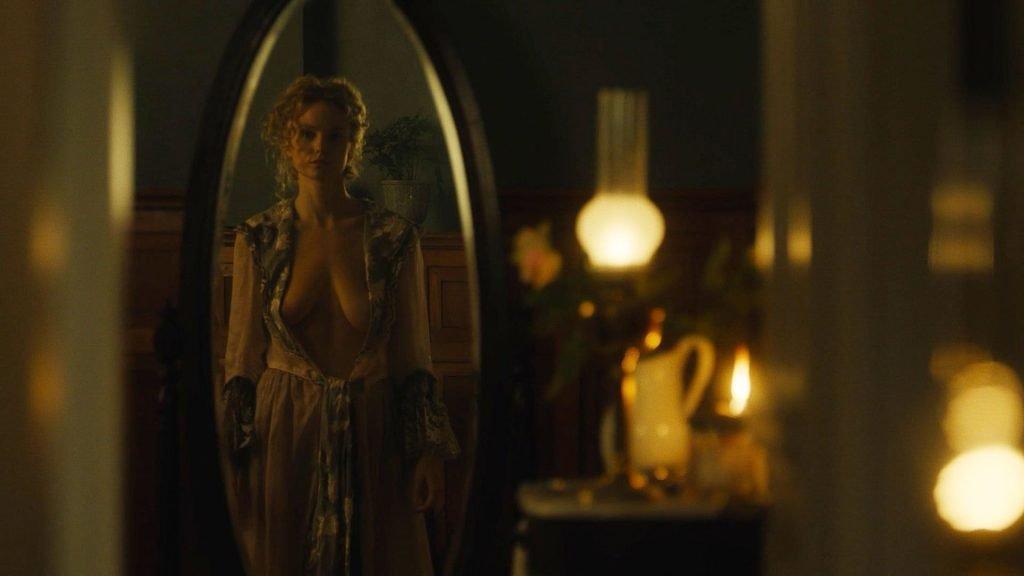 Joanna Vanderham Nude – Warrior (10 Pics + GIF & Video)