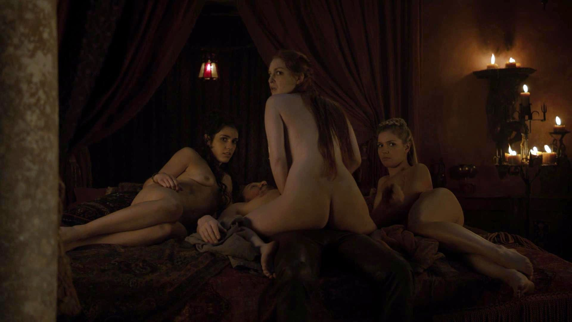 Nude theon greyjoy 'Game of