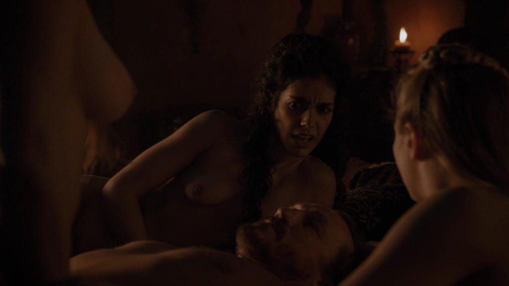 Josephine Gillan, Marina Lawrence-Mahrra, Lucy Aarden Nude – Game of Thrones (10 Pics + GIF & Video)