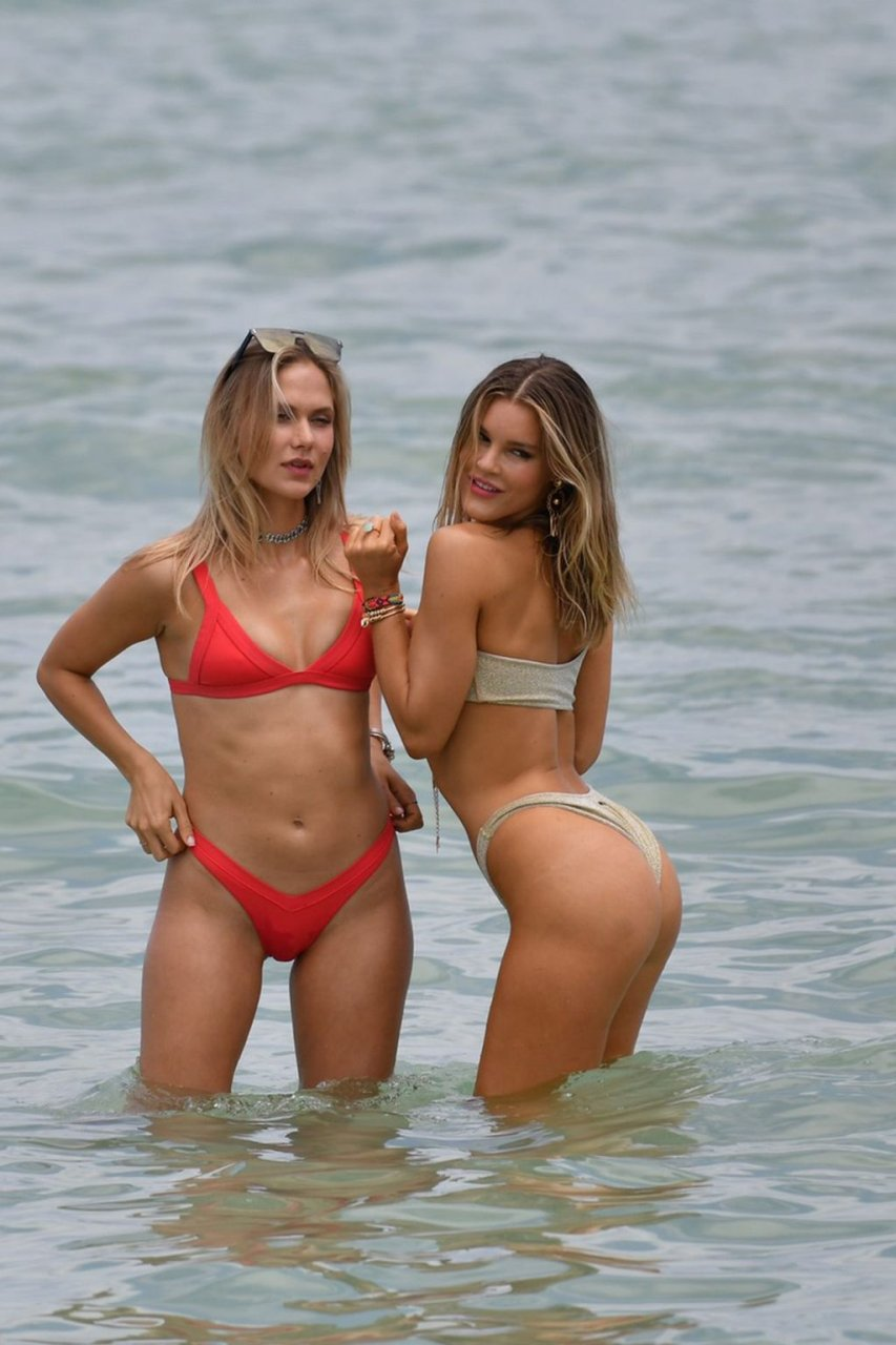 Joy Corrigan & Marlaina Pate Sexy (95 Photos + Video)