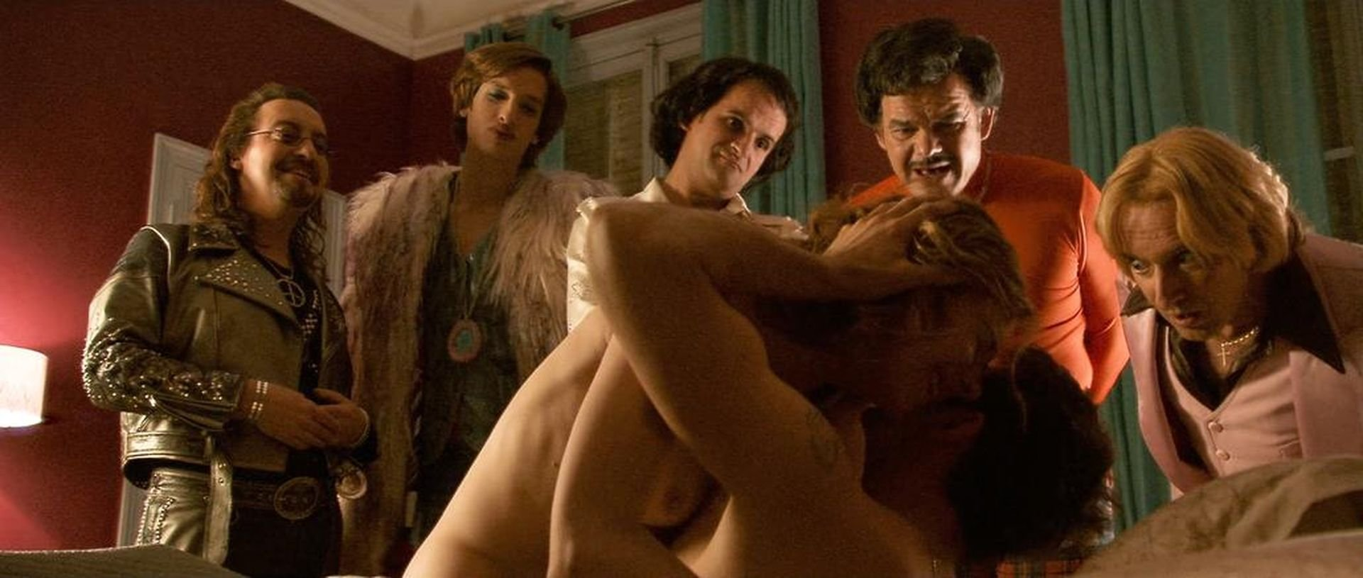 Julie Depardieu  nackt