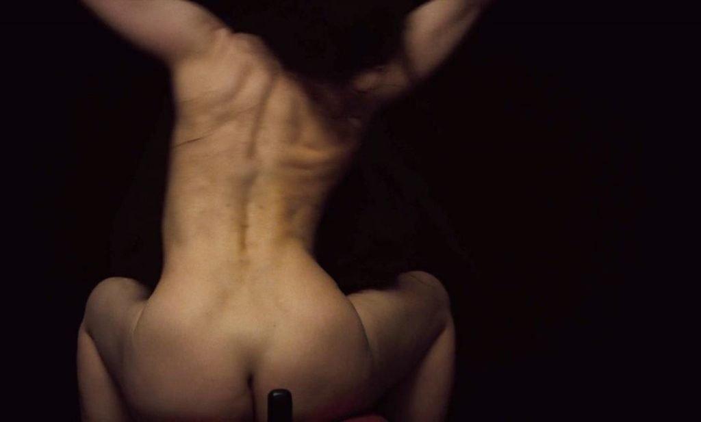 Juliette Binoche High Life Nude