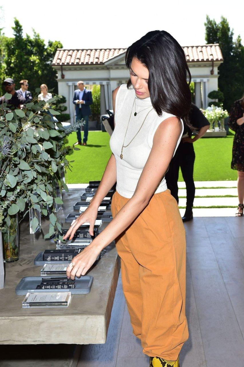 Kendall Jenner See Through (41 Photos)