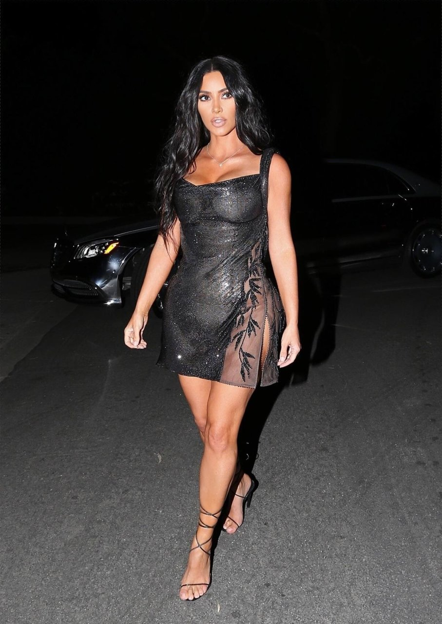 Kim kardashian celebrity leaked nudes-xxx hot porn