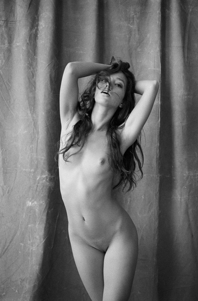 hot photoshoot nude