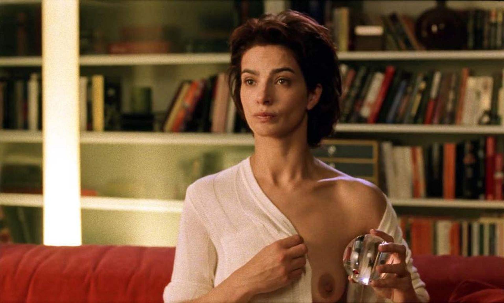 Laura Morante  nackt