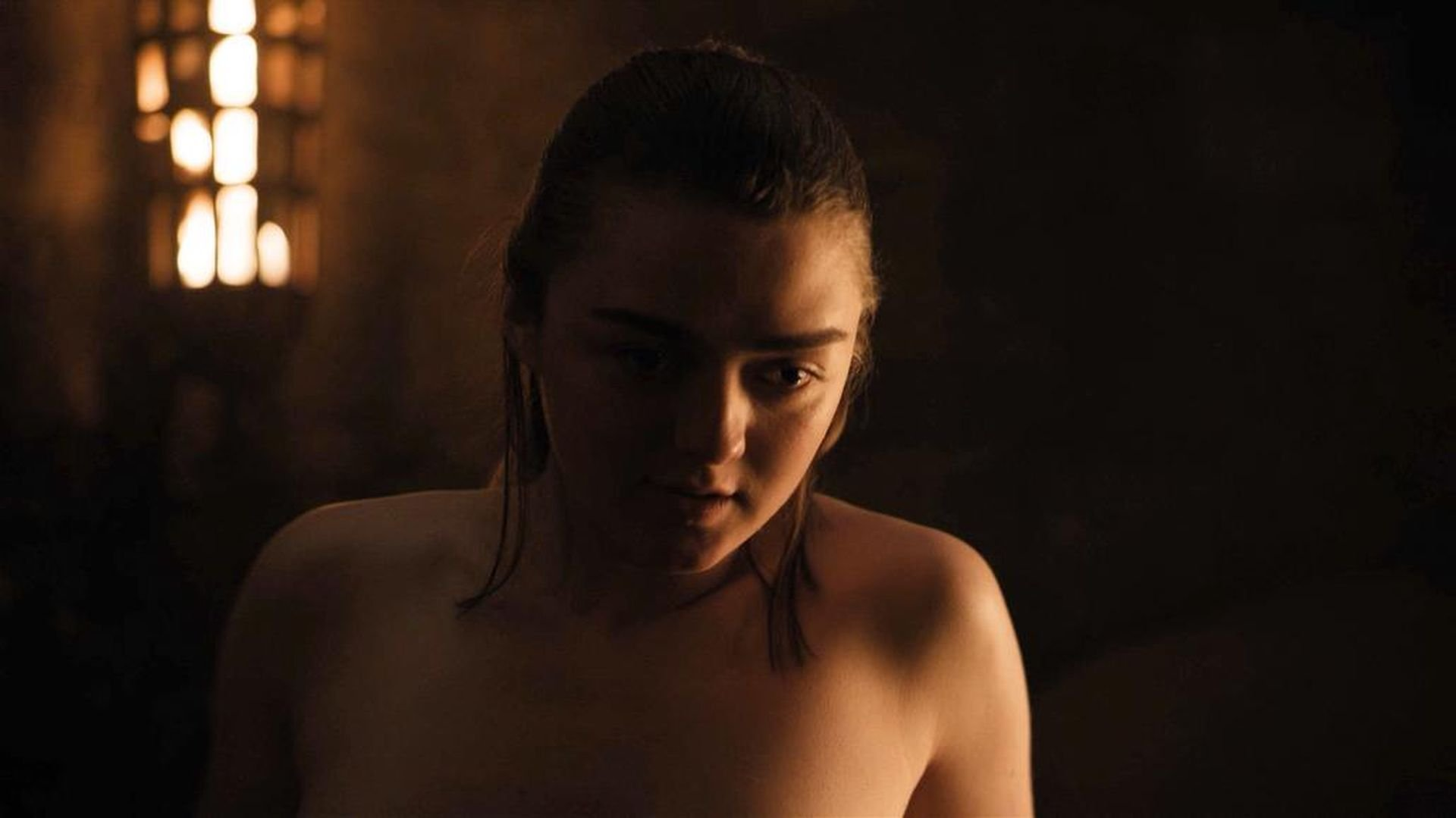 Topless Games Of Thrones Naked Gif