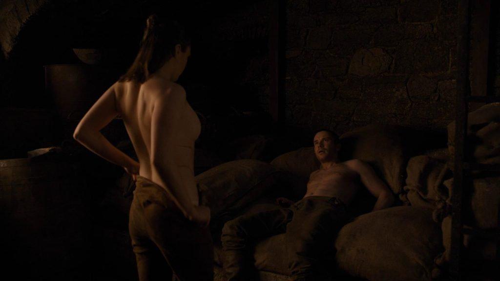 Williams nude maisi Maisie Williams