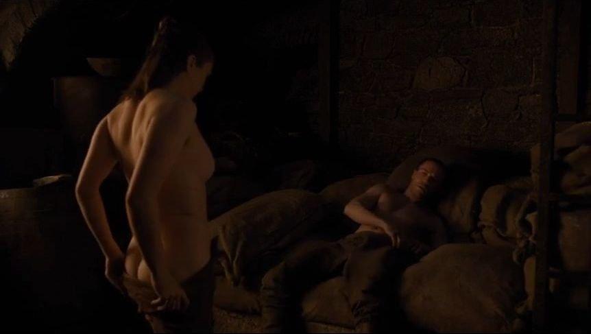 Nude masie williams Maisie Williams
