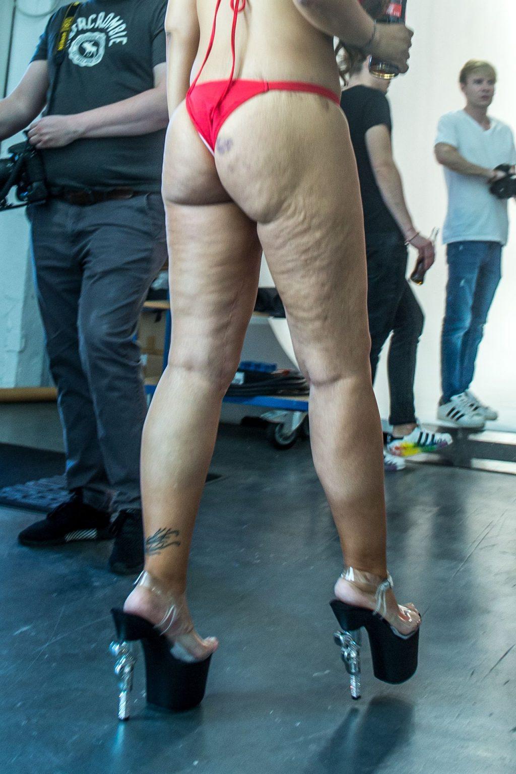 Micaela Schäfer, Patricia Blanco Sexy (42 Photos + Video)