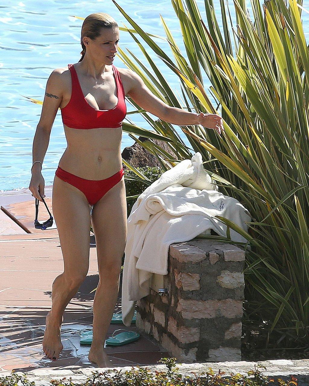 Michelle Hunziker Sexy (30 Photos)